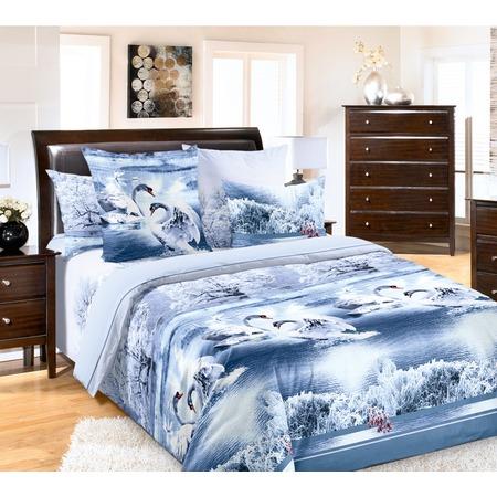 Купить Комплект постельного белья Белиссимо «Лебединое озеро». 2-спальный