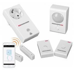 Комплект: датчики движения и розетка Redmond «Контроль и безопасность» SkyGuard