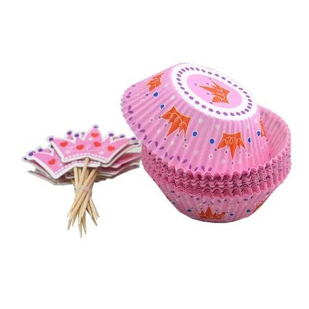 Купить Набор для выпечки и украшения кексов Marmiton 17055. В ассортименте
