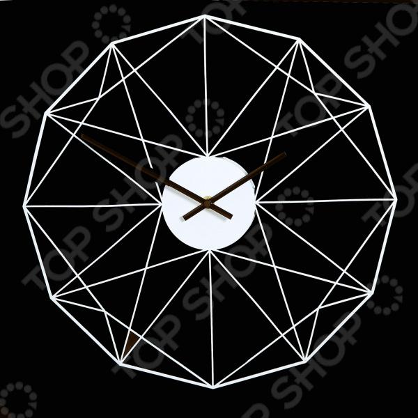Часы настенные MEVOCLOCK «Геометрия» Э020