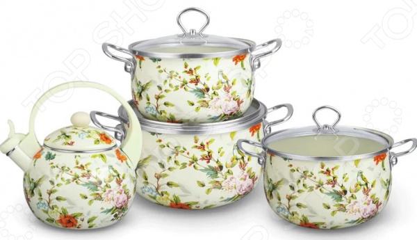 Набор посуды Kelli KL-4123