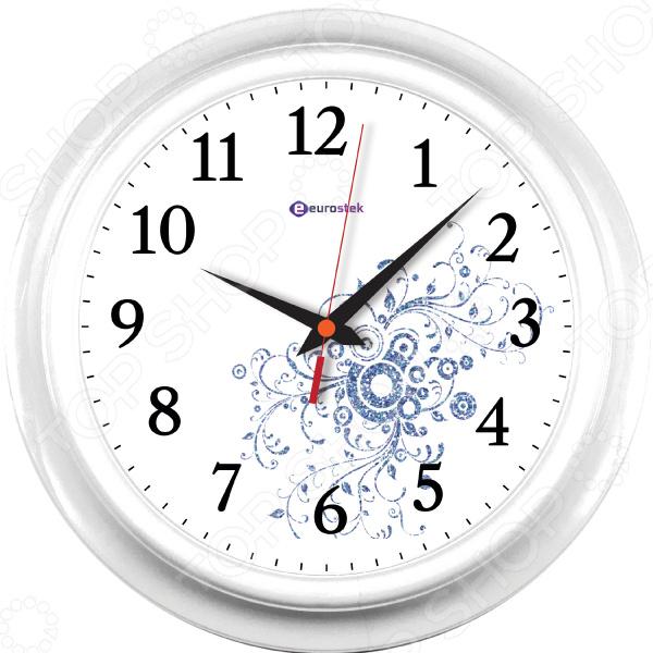 Часы настенные Eurostek 2121-03 часы настенные eurostek 2026 сн r671