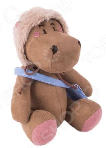 Мягкая игрушка Gulliver «Гиппо Хиппи»