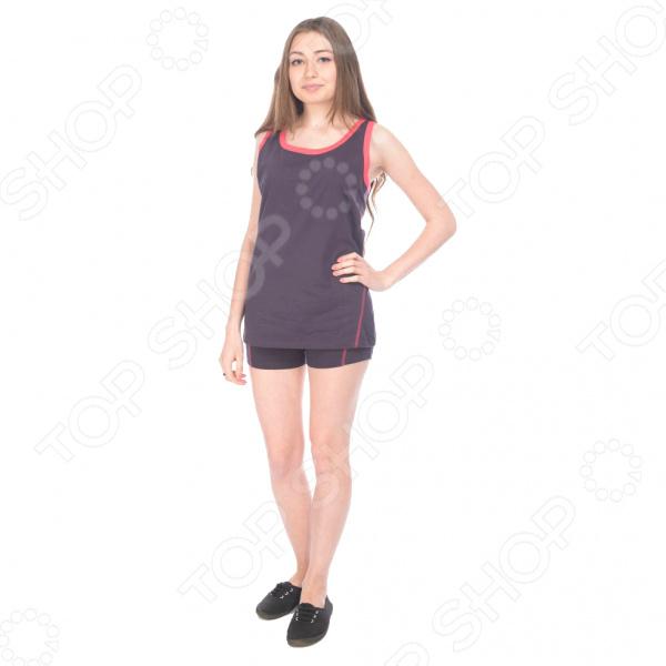 Комплект женский: футболка и шорты RAV RAV04-010
