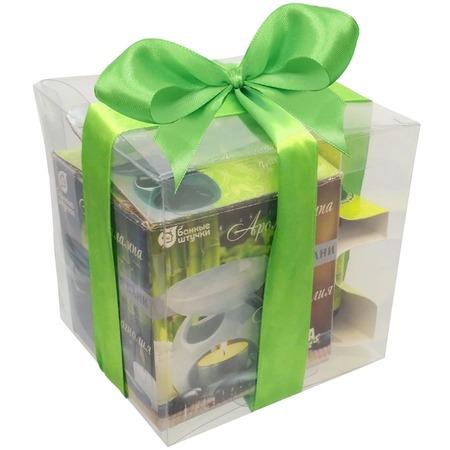 Купить Набор: эфирные масла и аромалампа Банные штучки «Арома»
