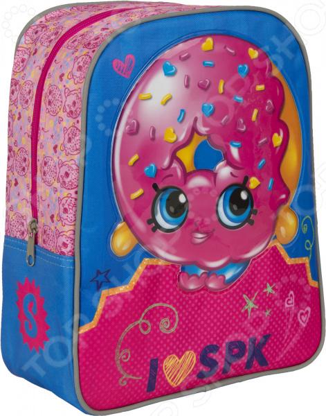 Рюкзак дошкольный Shopkins 32227 рюкзак дошкольный shopkins 32227