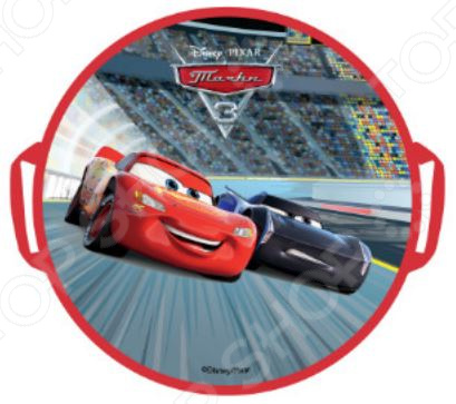 Zakazat.ru: Ледянка круглая Disney «Тачки»