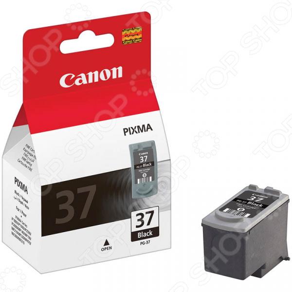 Картридж струйный Canon PG-37 for canon pg 37