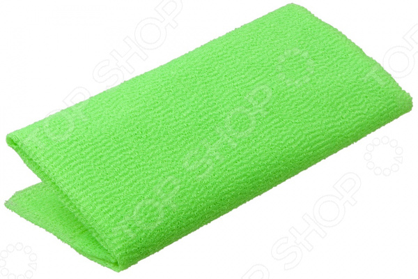 Мочалка-полотенце Банные штучки «Японская» 40370 полотенца банные ecotex полотенце отель
