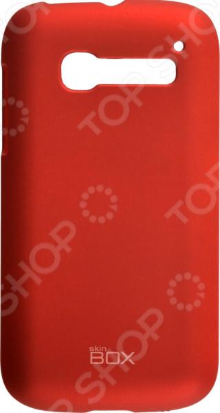 Чехол защитный skinBOX Alcatel POP C5 5036D skinbox flip case skinbox alcatel 5036d pop c5