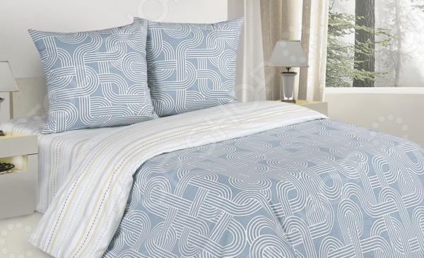 Комплект постельного белья Ecotex «Поэтика. Тиффани»