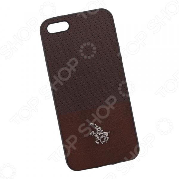 Чехол для iPhone 5/5S/SE Polo&Racquet Club