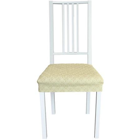 Купить Комплект натяжных чехов на сиденье стула Еврочехол «Фло»