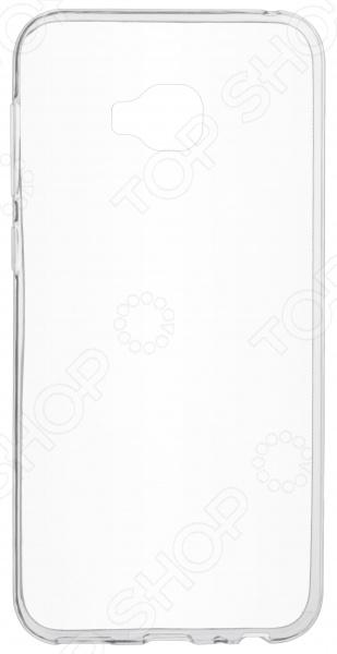 Чехол защитный skinBOX ASUS ZenFone 4 Selfie Pro ZD552KL аксессуар защитная пленка asus zenfone 4 selfie pro zd552kl luxcase суперпрозрачная 55825