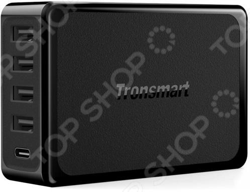 Устройство зарядное для сетевого оборудования Tronsmart U5P USB PD 5 зарядное устройство hkyrd 2 x 5 500 usb e1031 y