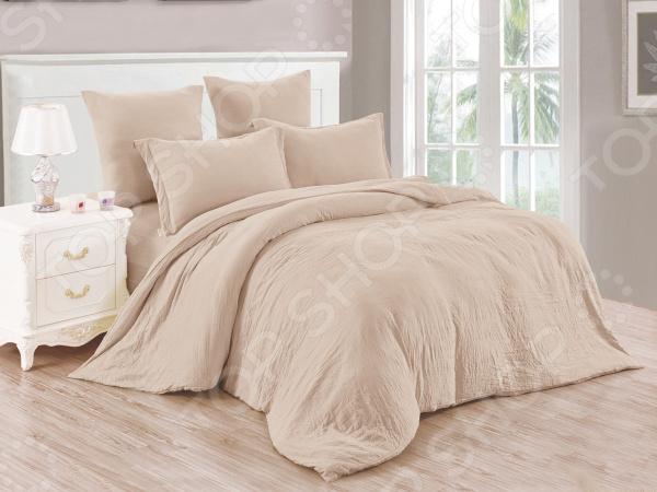 Комплект постельного белья Cleo 022-PT