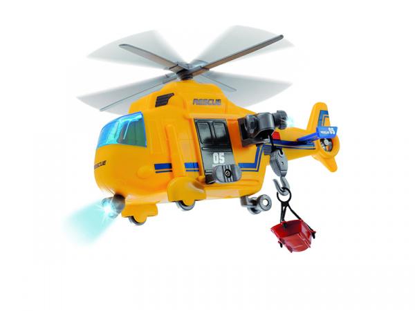 Вертолет игрушечный Dickie «Спасательный»