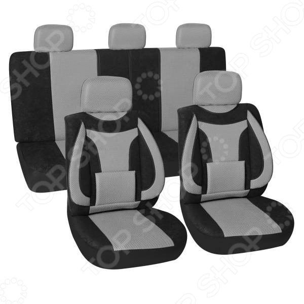 Набор чехлов для сидений SKYWAY Protect 2 S01301062