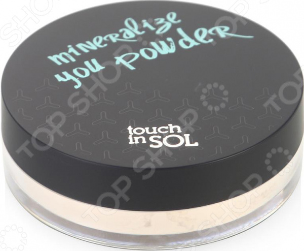 Пудра для лица рассыпчатая touch in SOL Mineralize You mac mineralize skincare антивозрастной увлажняющий лосьон для лица mineralize skincare антивозрастной увлажняющий лосьон для лица