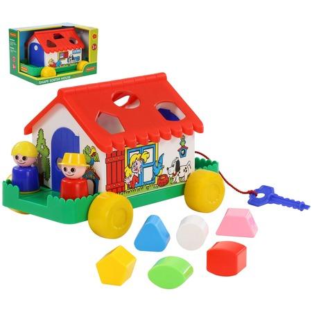 Купить Игрушка развивающая POLESIE «Игровой дом»