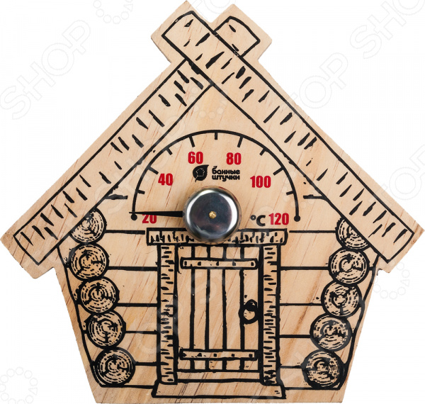 Термометр для бани и сауны Банные штучки «Парилочка»