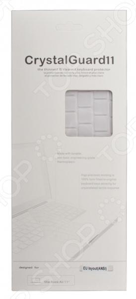 "Накладка на клавиатуру для Macbook 11"""