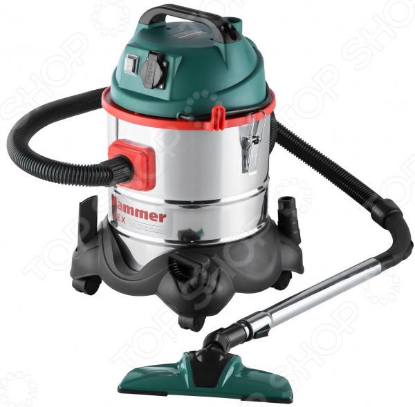 Пылесос промышленный Hammer Flex PIL20A