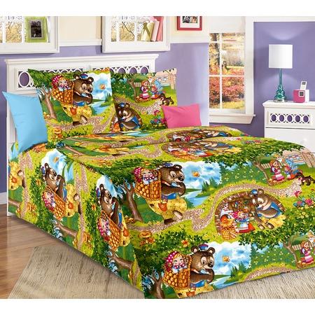 Купить Детский комплект постельного белья ТексДизайн «Машенька»