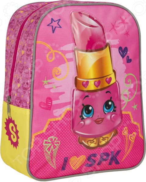 Рюкзак дошкольный Shopkins 32224 рюкзак дошкольный shopkins 32227