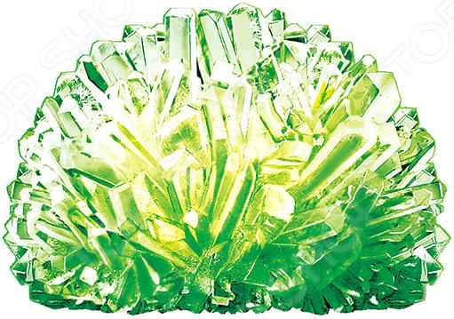Набор для выращивания кристаллов 4M «Светящийся кристалл»