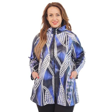 Купить Куртка Лауме-Лайн «Леди Осень». Цвет: синий