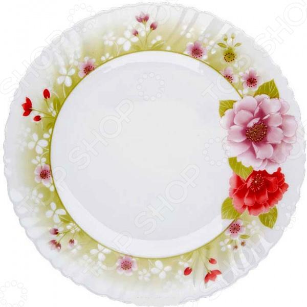 Тарелка обеденная Miolla «Анжела» анжела