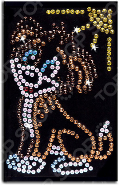 Набор для создания мозаики Волшебная мастерская «Щенок» Набор для создания мозаики Волшебная мастерская «Щенок» /