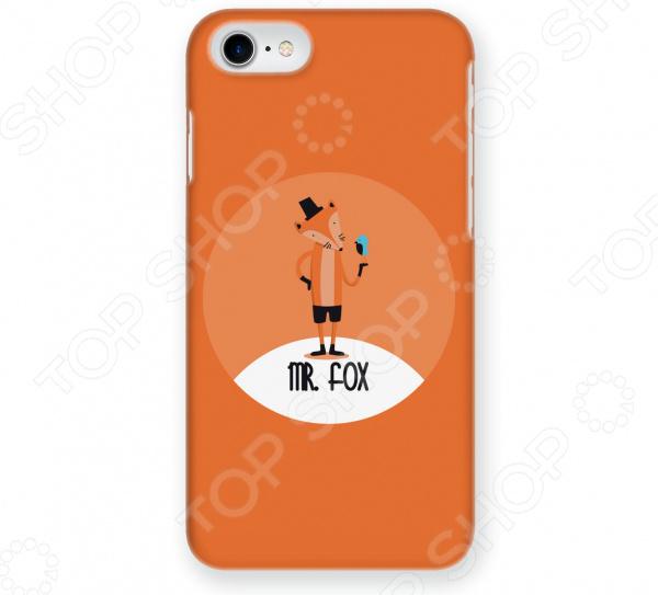 Чехол для iPhone 7 Mitya Veselkov Mr. Fox fantastic mr fox