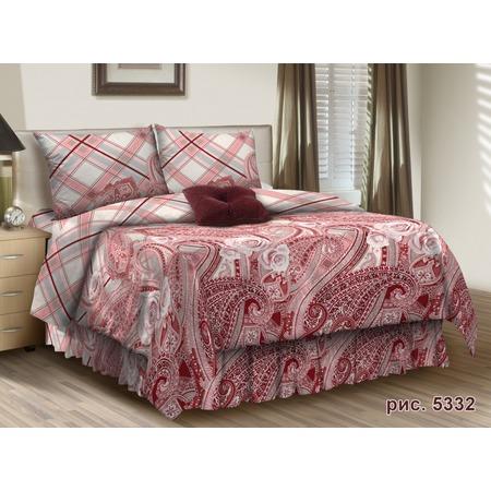 Купить Комплект постельного белья Диана 5332. 2-спальный