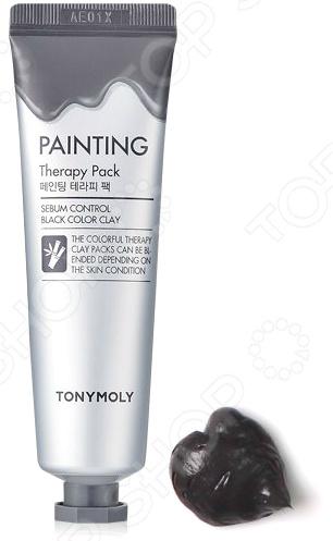 Маска для лица TONY MOLY Painting Sebum Control маска tony moly painting therapy pack sebum control объем 30 мл