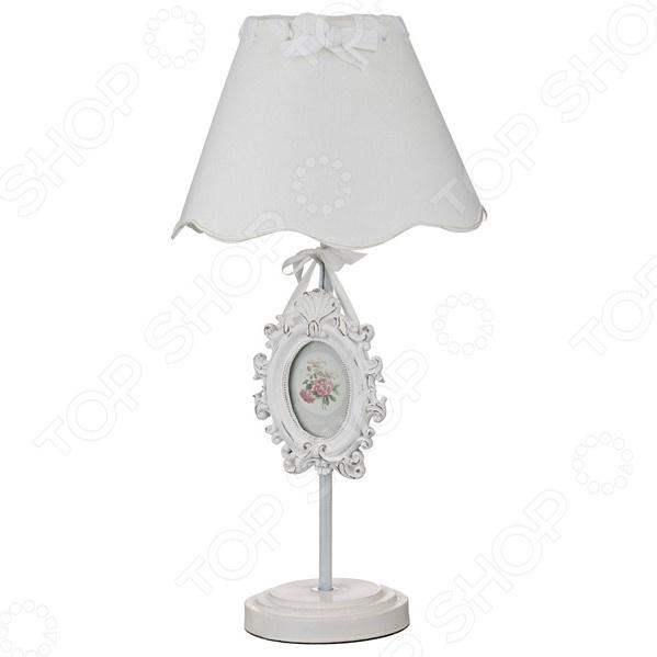 Светильник настольный с абажуром Lefard 222-618