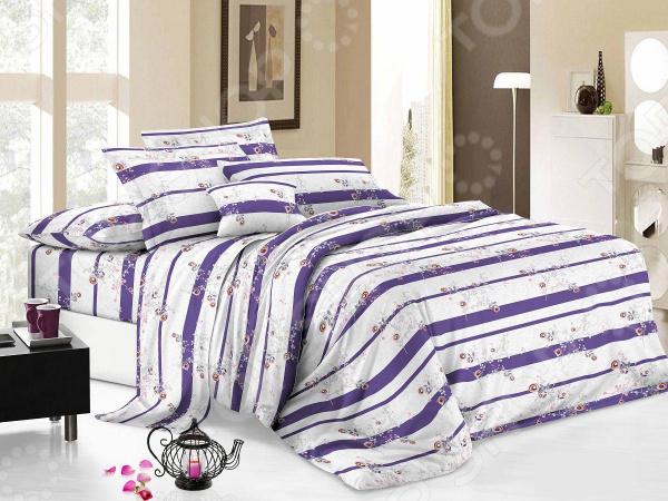 Zakazat.ru: Комплект постельного белья Cleo 030-PC. 1,5-спальный