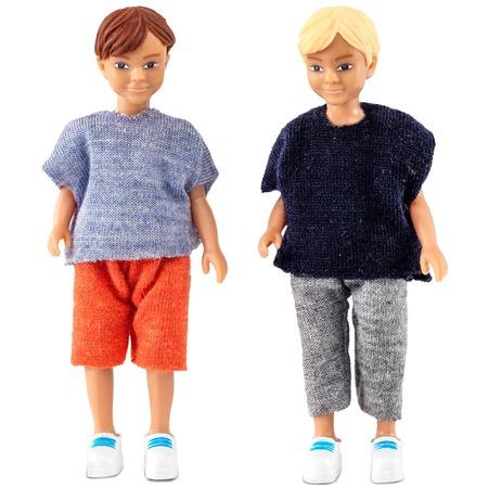 Купить Набор кукол Lundby «Два мальчика»