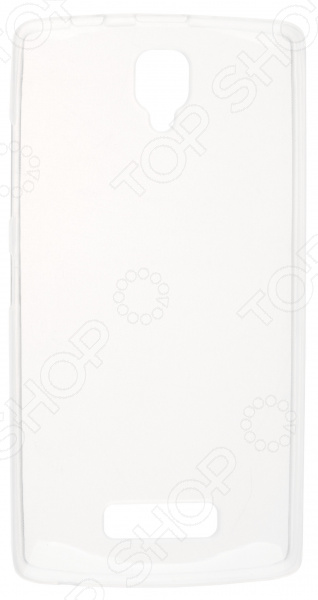 Накладка защитная skinBOX Lenovo A2010 флип кейс euro line vivid для lenovo a2010