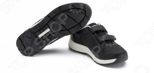 Кроссовки адаптивные Walkmaxx женские. Цвет: черный 2