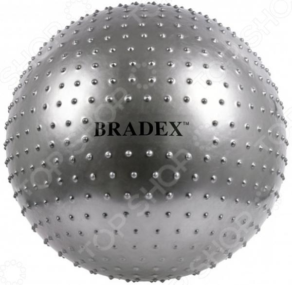 Мяч гимнастический массажный Bradex FitBall-65 Plus