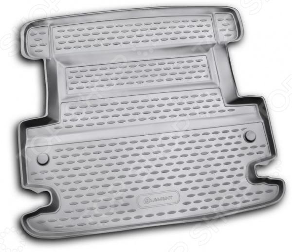 Коврик в багажник Element Dodge Journey, 2008, кроссовер (нижний) wiper blades for dodge journey 24