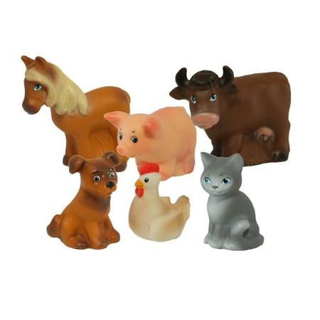 Купить Набор фигурок Весна «Домашние животные»