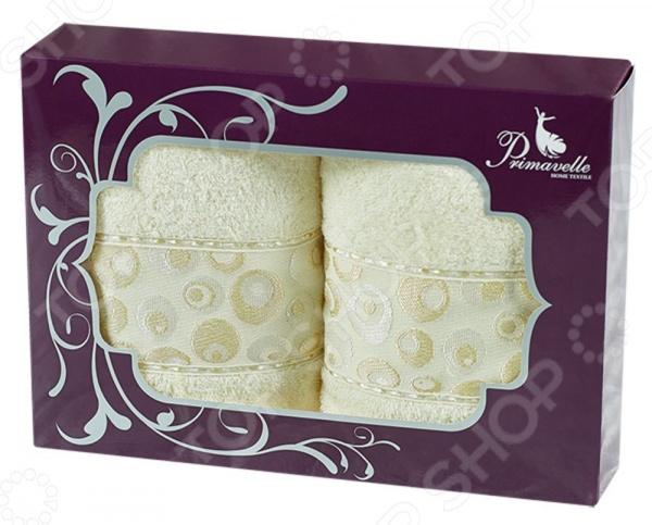 Набор из 2-х полотенец Primavelle Adele полотенце детское арти м набор из 2 полотенец для ванной 820 0