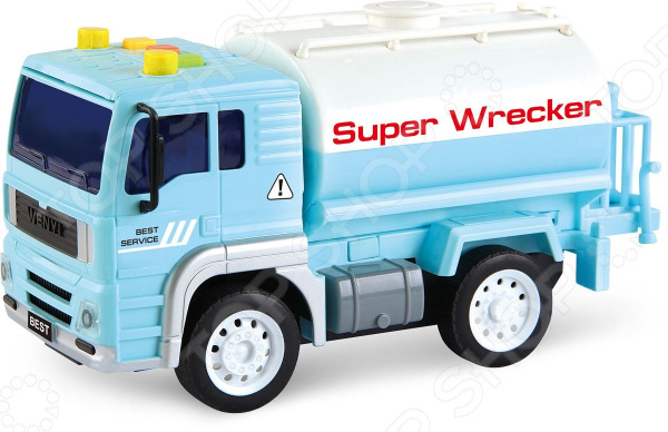 Машинка игрушечная Taiko «Цистерна»