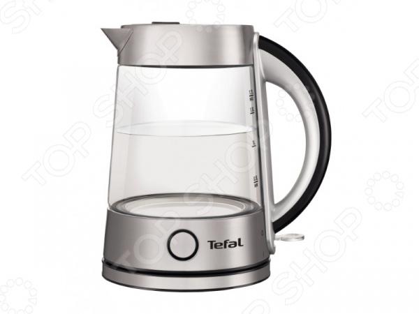 Чайник Tefal KI 760 D 30 чайник электрический tefal ki 270 d 30 confidence
