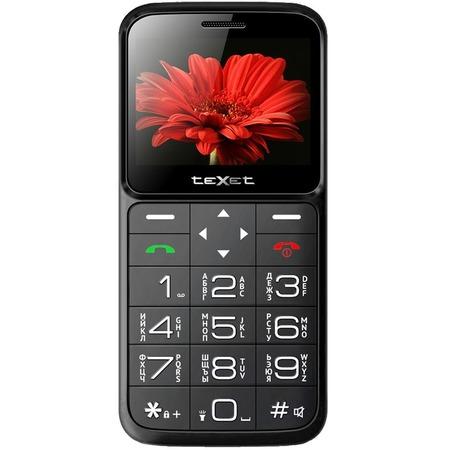 Мобильный телефон для пожилых людей Texet TM-B226