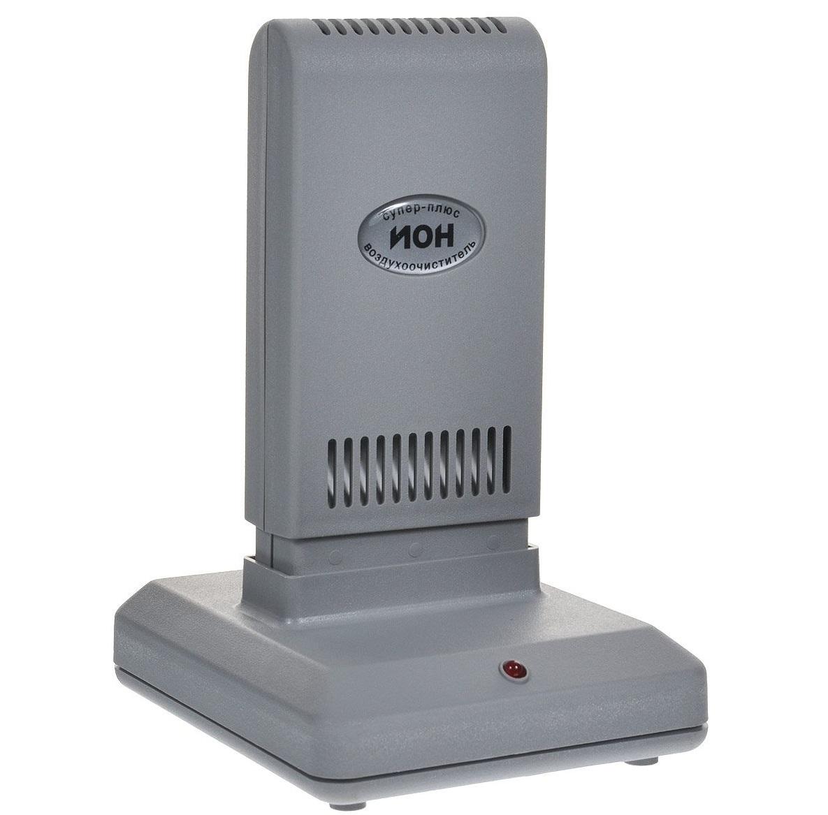 Очиститель-ионизатор воздуха Супер Плюс ИОН