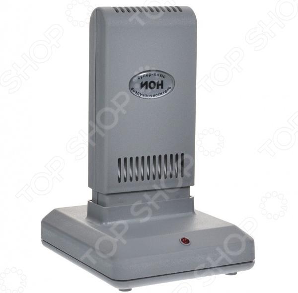 Очиститель-ионизатор воздуха Супер Плюс ИОН очиститель ионизатор воздуха супер плюс био с жк дисплеем